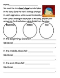 Dora's Eggs Character Change