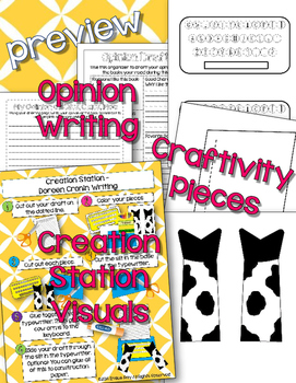 Doreen Cronin Author & Book Study {CCSS}
