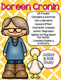 Doreen Cronin Author & Book Study {CCSS}