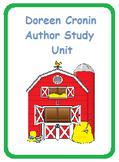 Doreen Cronin Author Study Unit