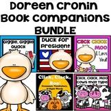 Doreen Cronin Book Companion Bundle