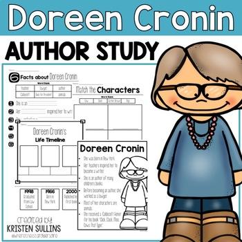 "Doreen Cronin ""Click-and-Print"" Book Bundle"