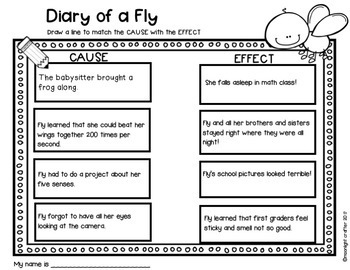 """Doreen Cronin """"Diary of a...Spider, Fly and Worm"""" Three Pack Book Study"""