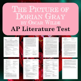 Dorian Gray AP Literature Test