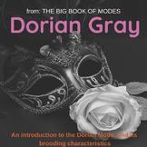 Dorian Gray (The Big Book of Modes) (Original Composition,