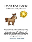 Doris the Horse Game- R-Controlled OR words