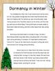 Dormancy in Winter