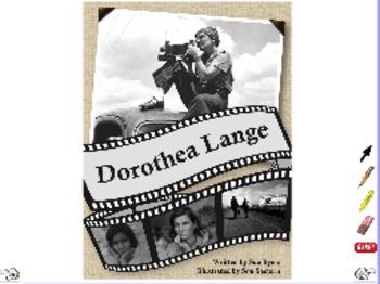 Dorothea Lange - ActivInspire Flipchart