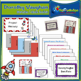 Dorothy Vaughan Interactive Foldable Booklets - Hidden Figures - Black History