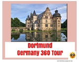 Dortmund Germany Tour Project - Digital or Printable - distance learning
