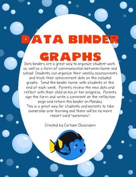 Finding Dory Inspired Data Binder