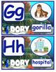 Dory alphabet