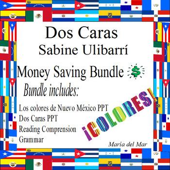 Dos Caras short story Bundle (Chicano Literature)