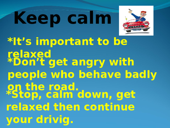 Dos and Don'ts of Good Driving