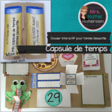 Dossier interactif pour année bissextile (leap year lapbook in French)