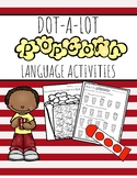 Dot-A-Lot Language Activities: Popcorn
