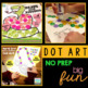 Articulation Dot Art Bundle {The Holidays}