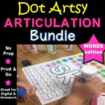 """Dot """"Artsy"""" Articulation - The Bundle"""