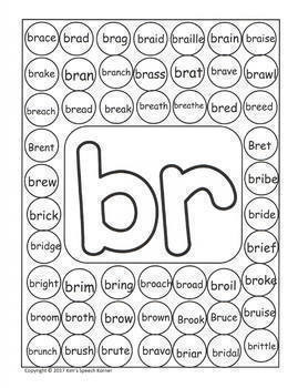"Dot ""Artsy"" Articulation Activities - Worksheets - The Bundle"