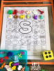 """Dot """"Artsy"""" Articulation Worksheets - With Pictures"""