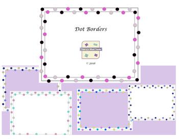 Dot Borders Package