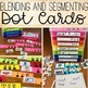 Dot Cards BUNDLE! Blending and Segmenting Cards
