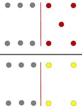 Dot Cards for Math Fluency / Numeracy