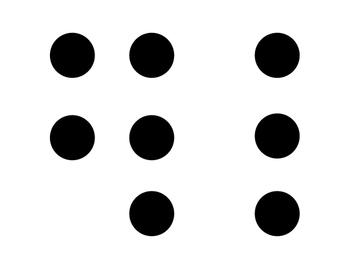 Dot Cards for Subitizing
