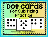 Dot Cards for Subitizing