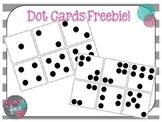 Dot Cards {freebie}