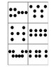 Dot Cards from 1 to 10 for Subitizing and Counting