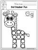 Dot Dauber Fun for Toddlers