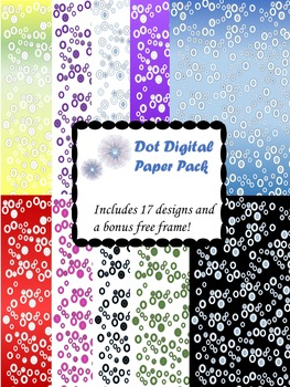 Dot Digital Paper Pack
