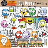 Dot Dudes Chemistry Clip Art