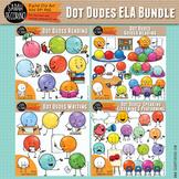 Dot Dudes ELA Clip Art Bundle