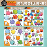 Dot Dudes ELA Clip Art Bundle
