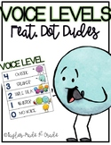Dot Dudes Voice Level Chart & Posters