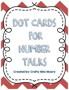 Dot Flashcards for Number Talks