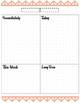 Dot Grid Weekly Priority List