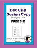 Dot Grid Design Copy Freebie