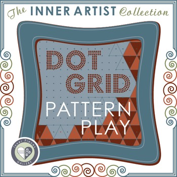 Dot Grid Pattern Play for Visual Perception and More -An A