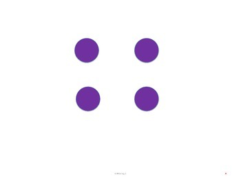 Dot Images for Numbers 3-10