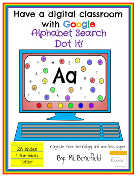 Dot It! Centers Bundle (in Google: Digital and Interactive)