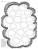 Dot It Clouds - Blank