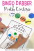 Dot It! BINGO Marker Math Games