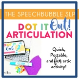 Dot It Out! Articulation