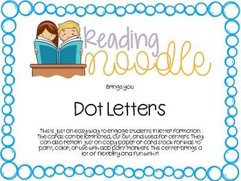Dot Letters