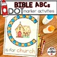 Dot Marker Alphabet (BIBLE)