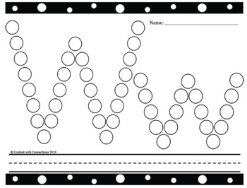 Dot Marker Alphabet: Stamp Your ABCs with Bingo Markers