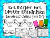 Dot Marker Letter Recognition Activity
